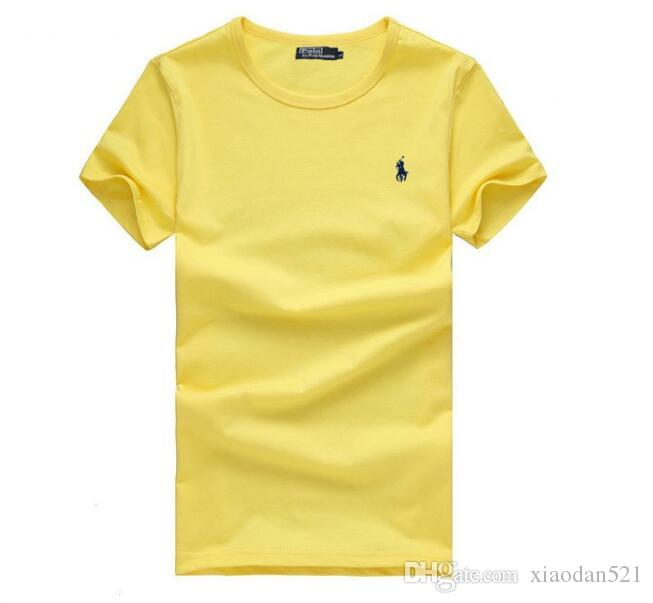 2018 Newest Fashion 100% Cotton Brand LOGO Print T shirt Luxury Clothing Men women T Shirt Short Sleeve High Quality T-Shirt Men