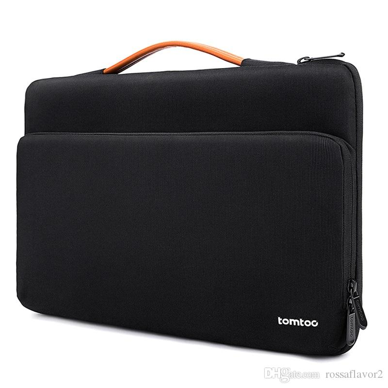 2019 Laptop Computer Bag For Men Women Business Waterproof Portable  Briefcases Notebook Bag Air Pro By 14 15 Inches High Quality From  Rossaflavor2 7ae0b2e0386
