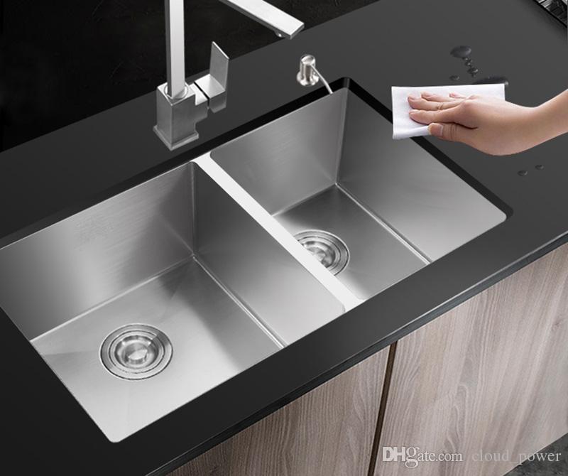 Kitchen Sink 304 Stainless Steel Undermount Kitchen