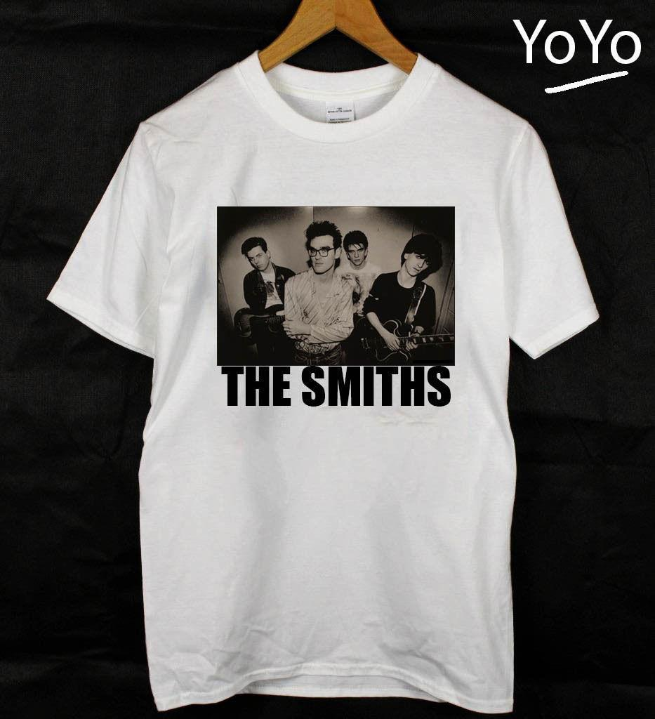 7b269241 The Smiths T Shirt For Sale - DREAMWORKS