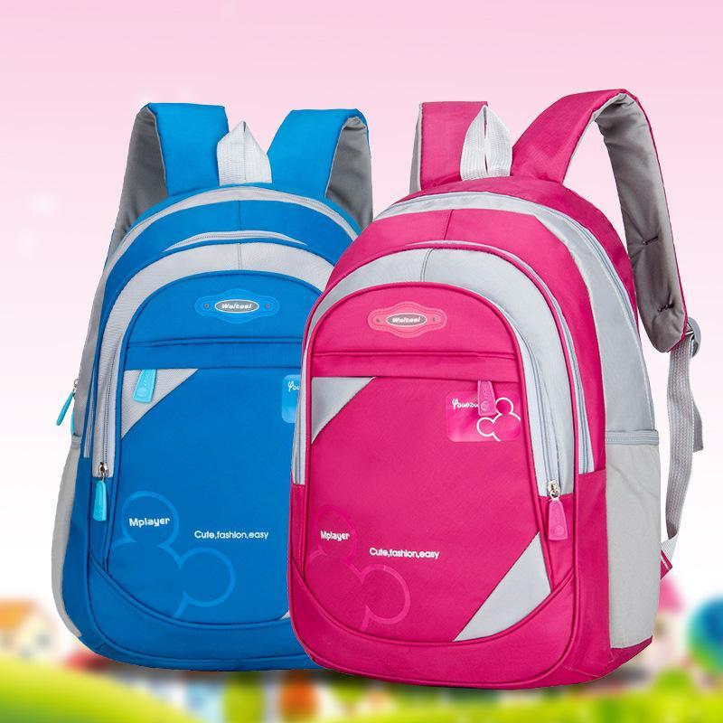 2018 New Children School Bags For Teenagers Boys Girls Big Capacity School  Backpack Waterproof Satchel Kids Book Bag Small Backpacks Vintage Rucksack  From ... feddd0b6162f3