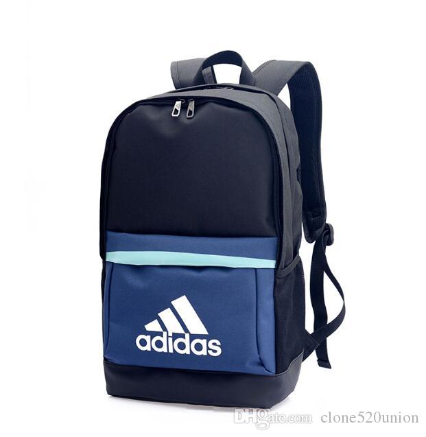 2942b3c3982a School bag campus student backpack casual men and women computer bag new  travel bag clover backpack mens designer wallets