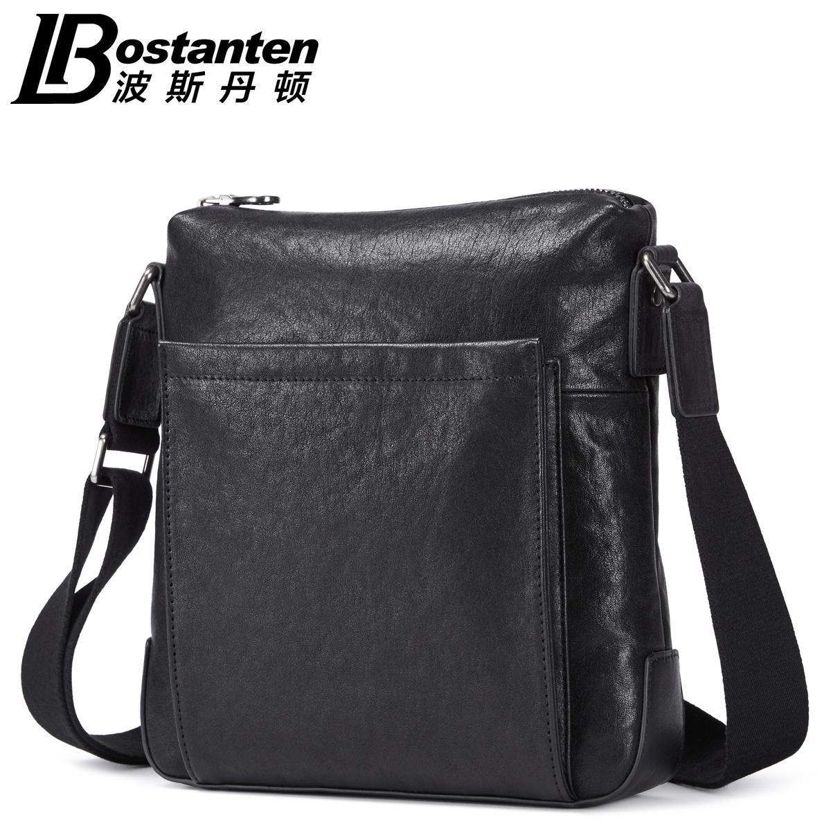 Bostanten Cow Real Genuine Leather Men S Bags Messenger Bags Small Business  Male Briefcase Travel Crossbody Shoulder Bag Handbag Cheap Handbags  Handbags For ... a03ff4f3331d5