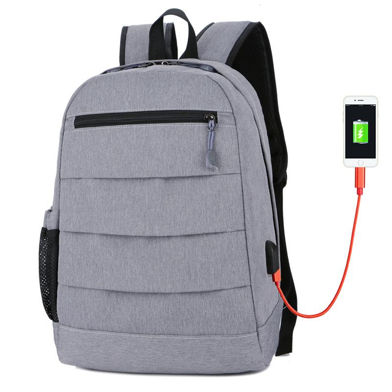 2019 Men S Computer Bag USB Laptop Backpack Oxford Large Capacity  Breathable Wear Bags Male Outdoor Sports Trave Hiking Hunting Bags From  Zhangliangsky f61cda97dcc97