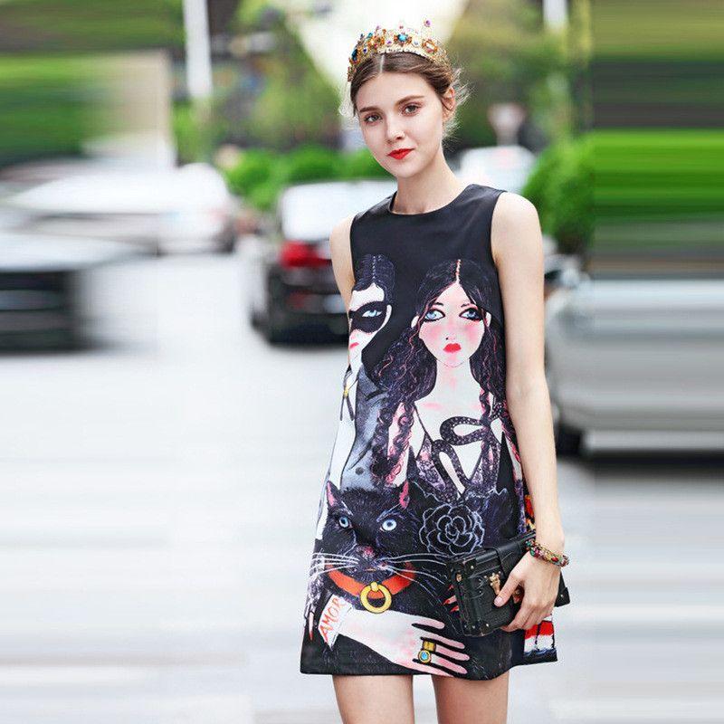Großhandel Top Qualität Neue Luxus Frauen 2018 Herbst Kleid Berühmte Marken  Fashion Designer Frauen Kleider Party Kleid Von Danel991314,  59.2 Auf De. 797a2fc188
