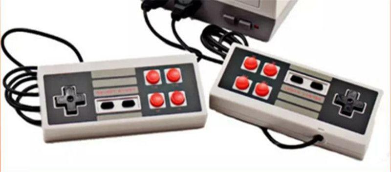 Мини-телевидение портативный игровой консоли развлечений с 2 контроллерами новейшие продукты