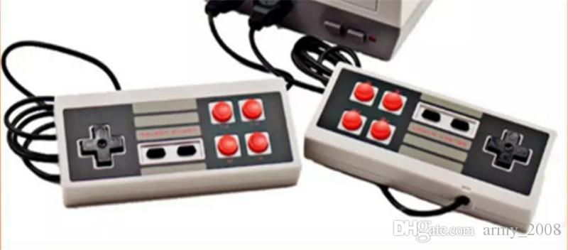 الترفيه المصغر لأجهزة الألعاب المحمولة على أجهزة التلفزيون مع وحدتي تحكم أحدث المنتجات