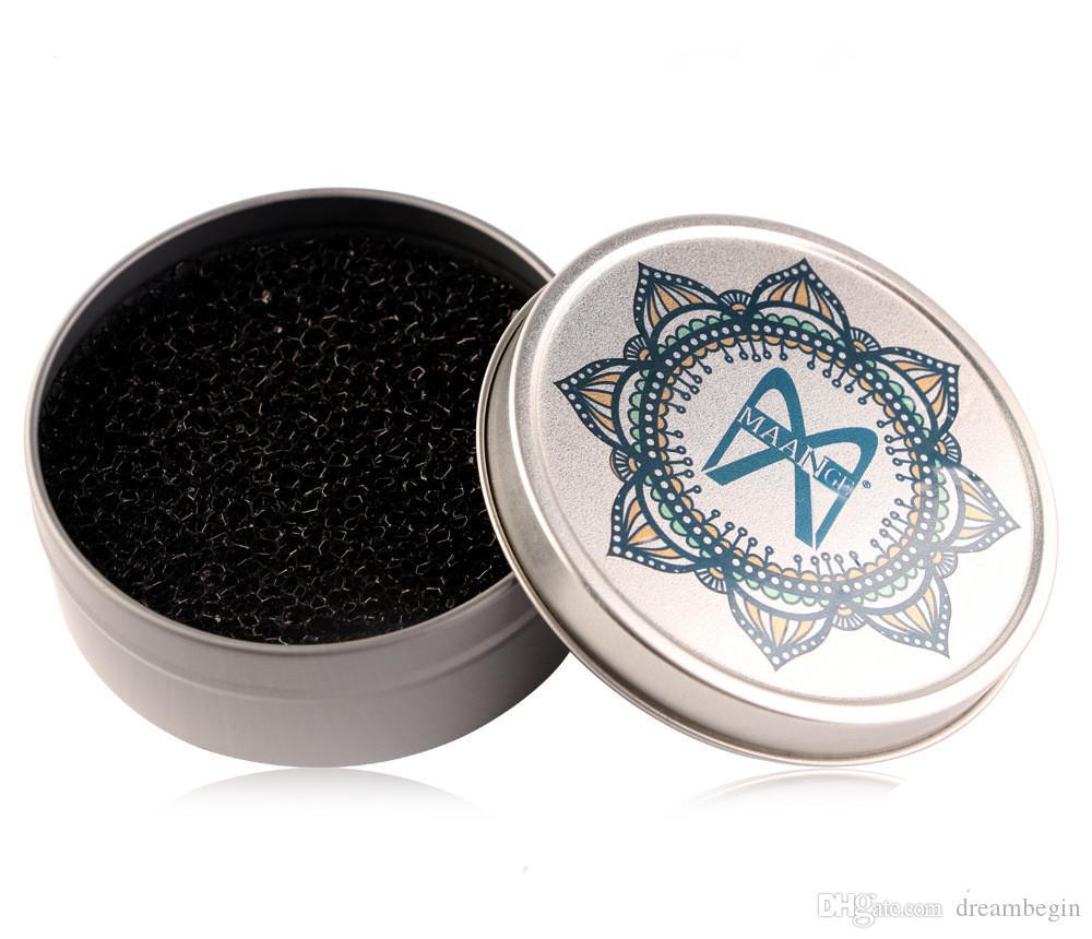 Pro Makeup Brush Cleaner Sponge Remover Color Sponge Cleaner Quick Wash Color Off Brush Tool Brushes Clean Box