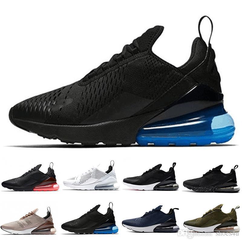 63230972d08eb New Arrivals 2018 French Champion 270 Men Shoes Maxes Black White ...