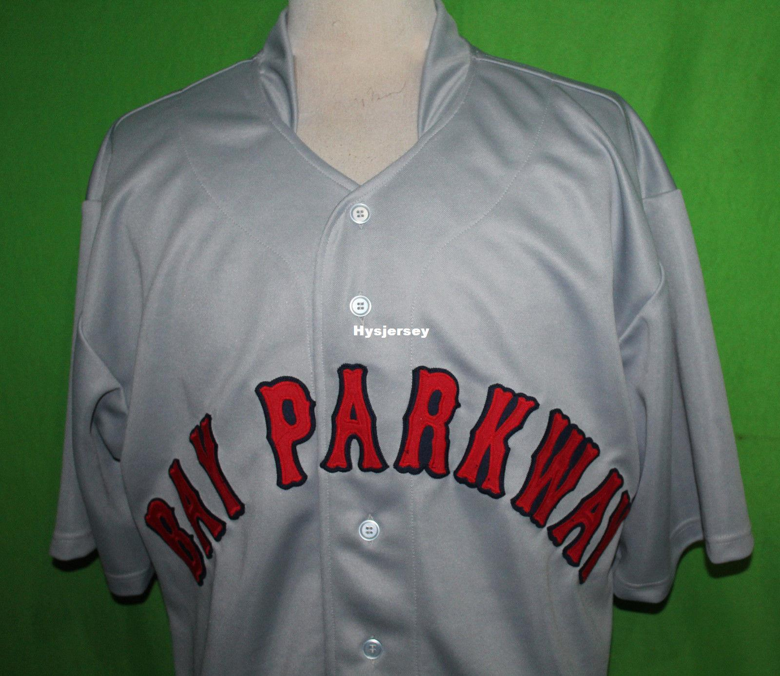c6578453 2019 Cheap Retro BROOKLYN BAY PARKWAYS #3 1935 Road BASEBALL JERSEY Or  Custom Any Number Any Mens Vintage Jerseys XS 5XL From Hysjersey, $19.65 |  DHgate.Com