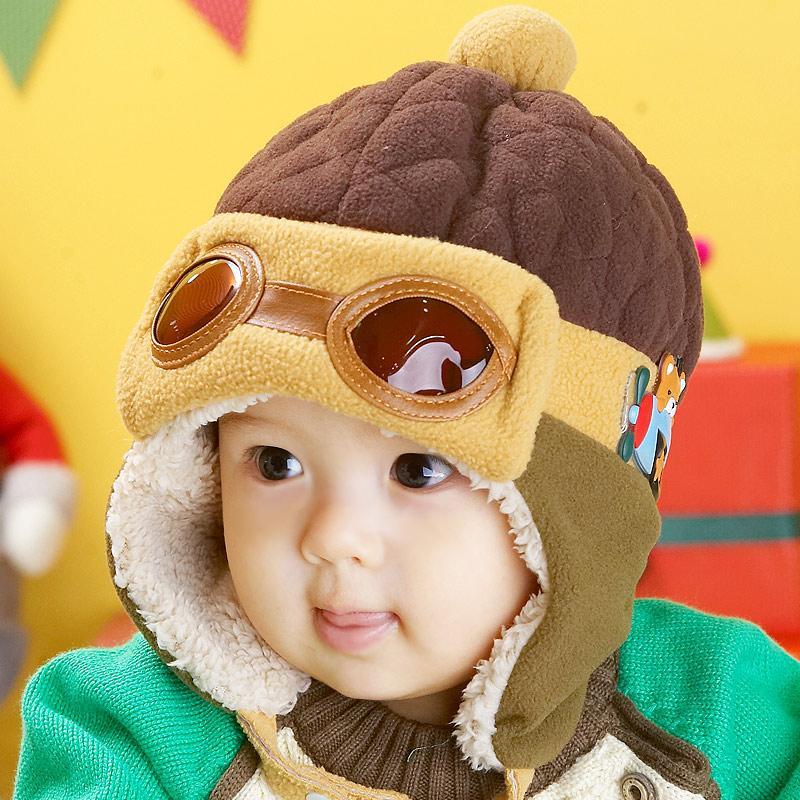 38e8653d5e 2019 Hot Sale Kawaii Kids Winter Hat Fashion Boys Girls Pilot Aviator Warm  Wool Cap Soft Ear Flap Hat Children Beanie Bonnet 1674 From Pekoe