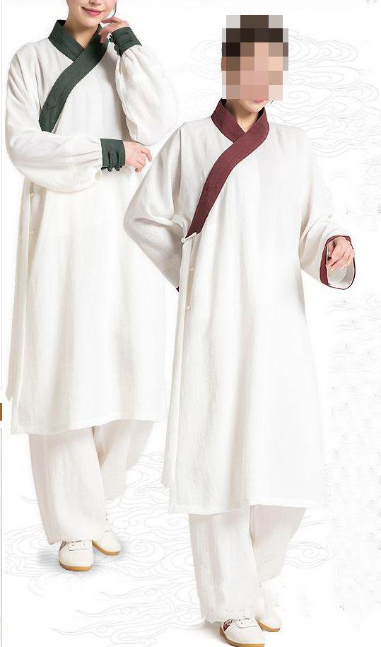 85189f955 Summer&Spring Unisex Linen/Fax Wudang Tai Chi Suits Wushu Taoist Kung Fu  Uniforms Shaolin Monks Suit Kungfu Clothing Canada 2019 From Huanbaoxin, ...