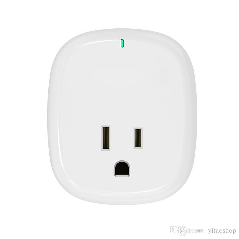 Controls WiFi Smart Plug with UL Certified, Wireless Smart Home ...