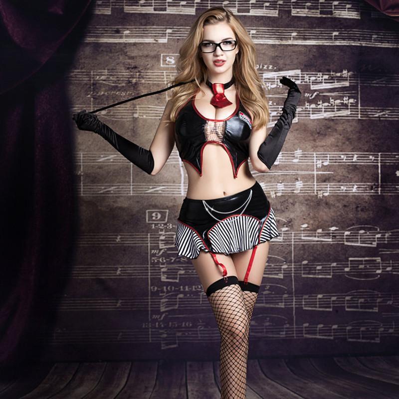 Costume sexy teacher
