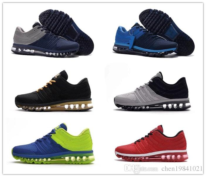 New 2018 Mens Running Shoes Sneakers 2018 Athletic Shoes Men Sports