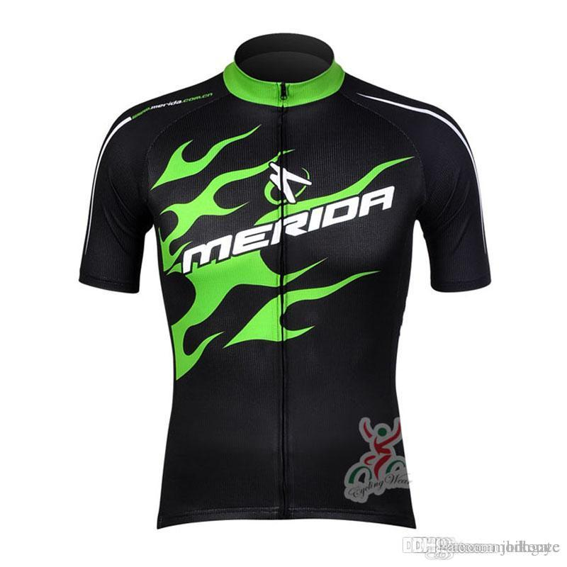 MERIDA Team New Arrivals Cycling Short Sleeves Jersey Wear Size XS ... 662334e3b