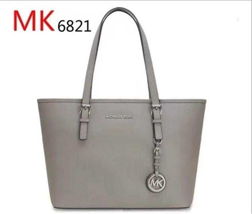 Hot Tote Bag Famous Brand Designer Fashion Women Luxury Bags MICHAEL Brand  Bags Tote Bag Classic MK6821  PU Leather Handbags Fashion Bag Leather  Handbags ... 442ec2db3bf10