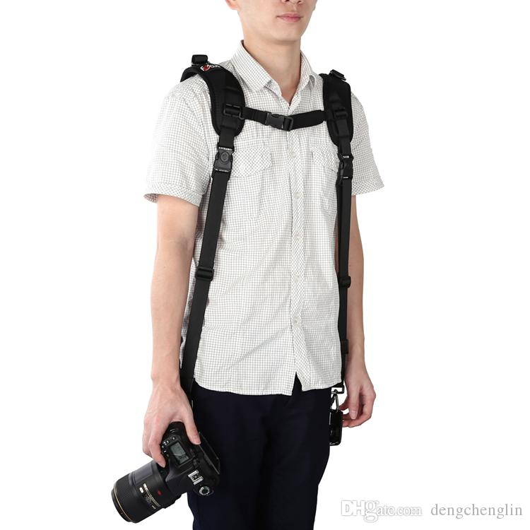 Dijital SLR Kamera Omuz Askısı Hızlı Kamera Askısı Sırt Çantası SLR Kamera Askısı Nikon Canon Ücretsiz Nakliye Için