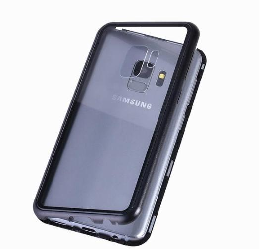 watch 31f41 ad313 Magneto Magnetic Adsorption Metal Hard Case For Samsung S9 S9 Back Cases  Cover for Samsung Galaxy S9 S8 S8 Plus Note 8 25