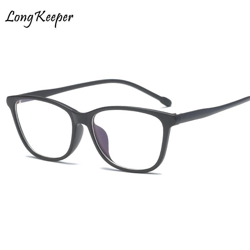 2018 Long Keeper Brand Eyeglasses Women Eye Glasses Frame Men ...
