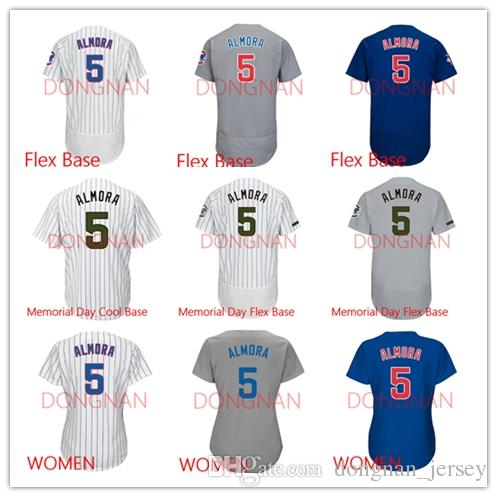 b60fd6c2cef closeout replica chicago cubs no.5 albert almora jr. majestic cool base 2016  postseason jersey white f24af 9ad20  canada compre 5 albert almora jr jersey  ...