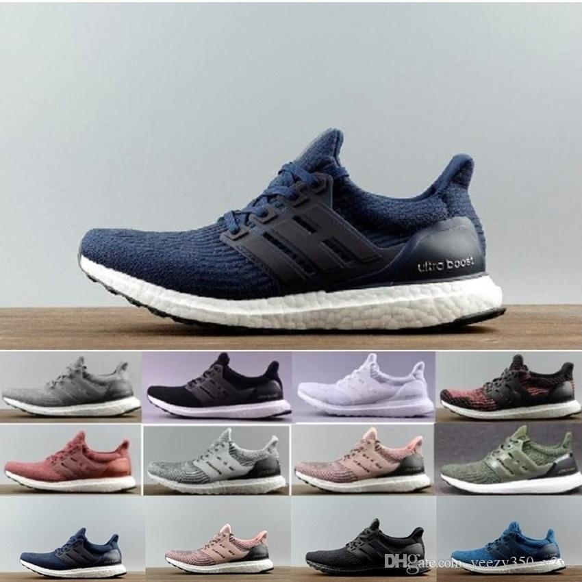 exclusive sale online High Quality Ultra boost 3.0 4.0 Men Running Shoes Women Black White UltraBoost Primeknit Run UB 4.0 Sneakers Shoes wholesale price for sale wholesale online PENELXpY2I