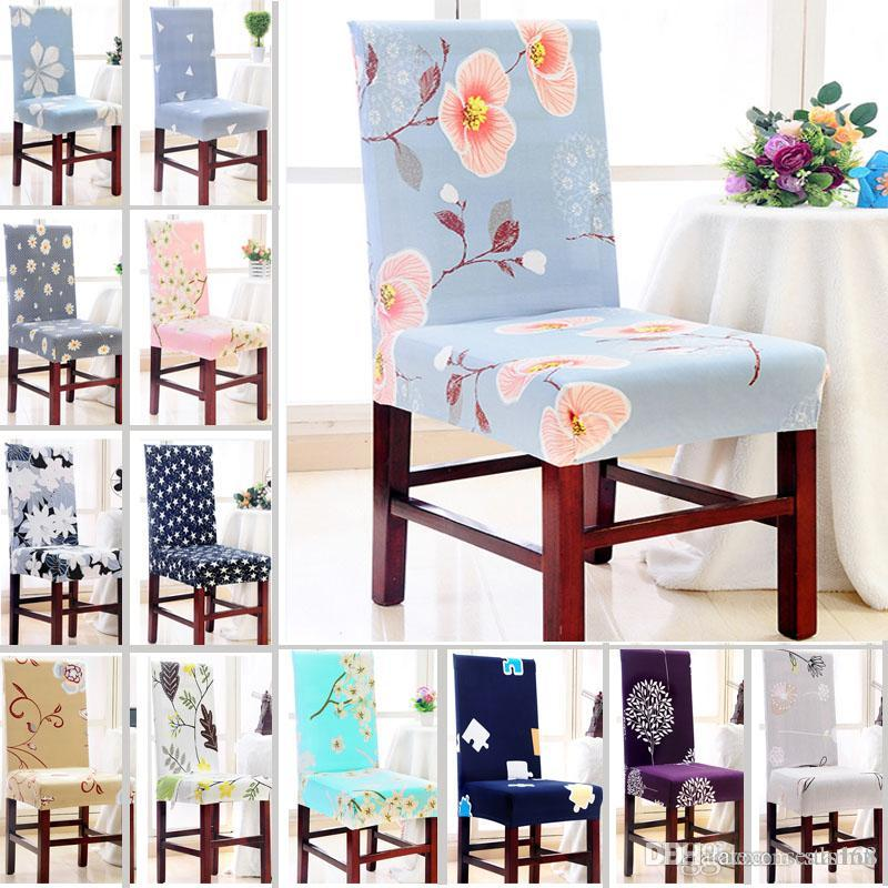 Chair Cover Removable Washable Elastic Stretch Slipcovers Dining