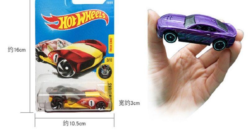 Sıcak Tekerlekler Araba 100% Orijinal Temel Araba Oyuncak Mini Alaşım Koleksiyon Model HotWheels Arabalar Oyuncak Çocuklar Için C4982 Gönderilen Rastgele