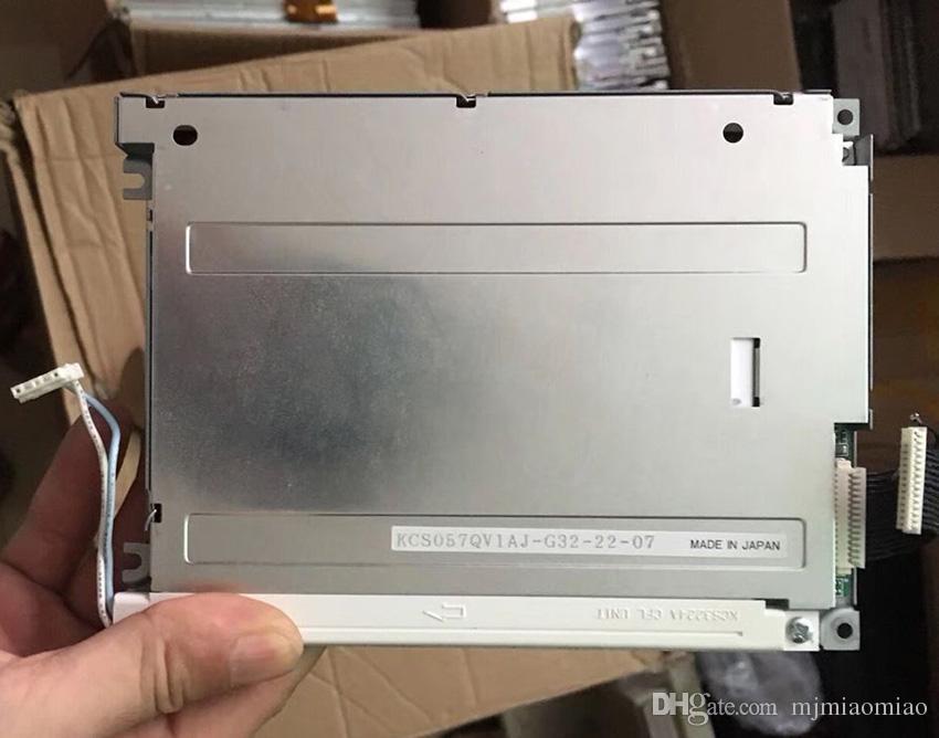 panel de pantalla LCD 5.7inch orangal KCS057QV1AJ KCS057QV1AJ-G32-G32 KCS057QV1AJ LCS057QV1AJ-G32-22-07 para el envío libre de 90 días warrang