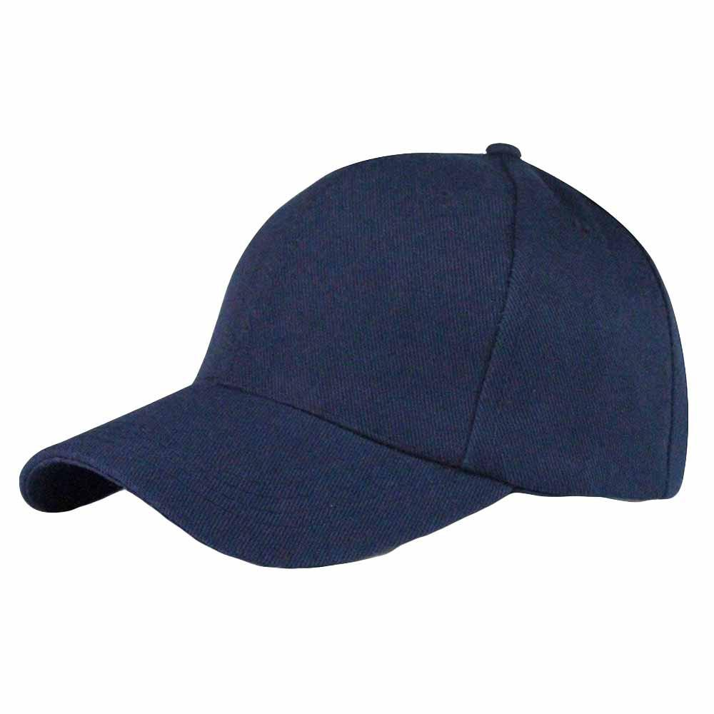 YOUYEDIAN 2018 Fashion Candy Color Casual Women Baseball Cap Summer Cotton Dad Cap Bone Snapback Hats For Men Gorros Hombre