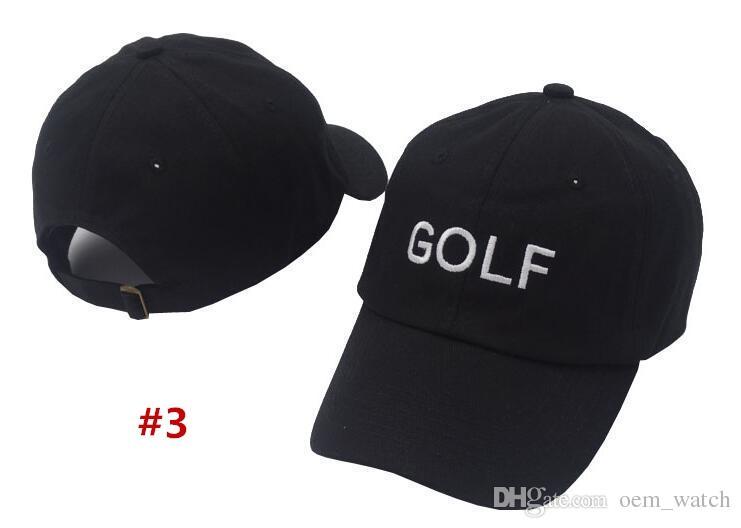 86c93c4934c Golf Hat Black Dad Caps Unisex Baseball Cap Adjustable Ball Cap Hats  Baseball Cap Boys Girls Hip-Hop Polo Hats For Men Women Fashion Summer Cap  Adjustable ...