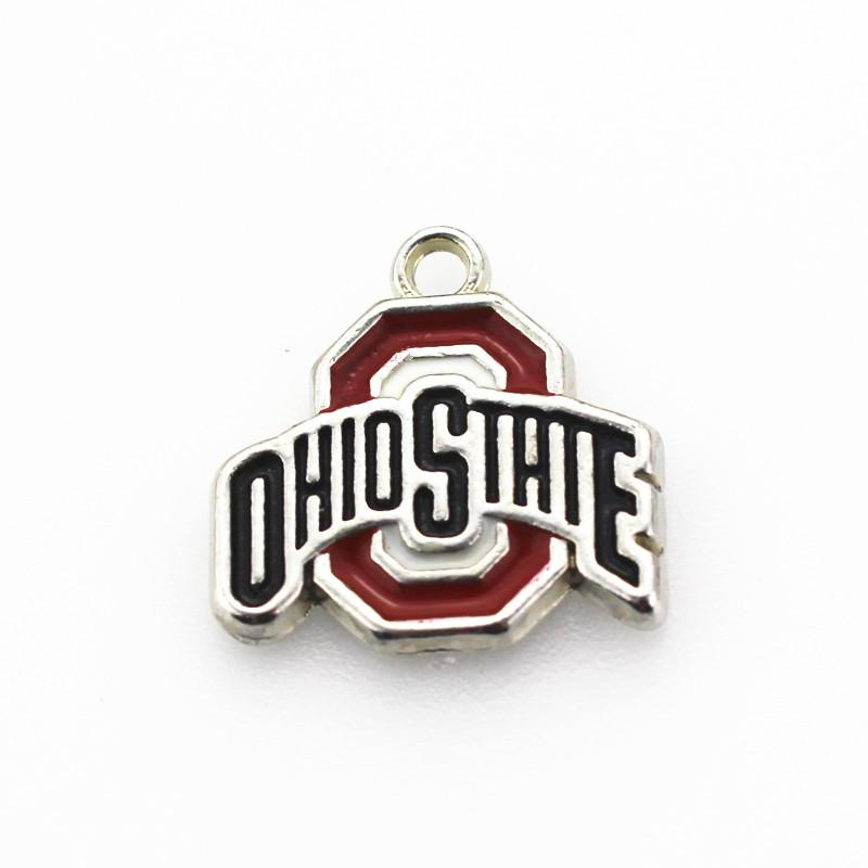 2018 ncaa sports charms ohio state dangle hanging charm diy necklace 2018 ncaa sports charms ohio state dangle hanging charm diy necklace pendants jewelry accessories charms from stunning88 3237 dhgate aloadofball Image collections