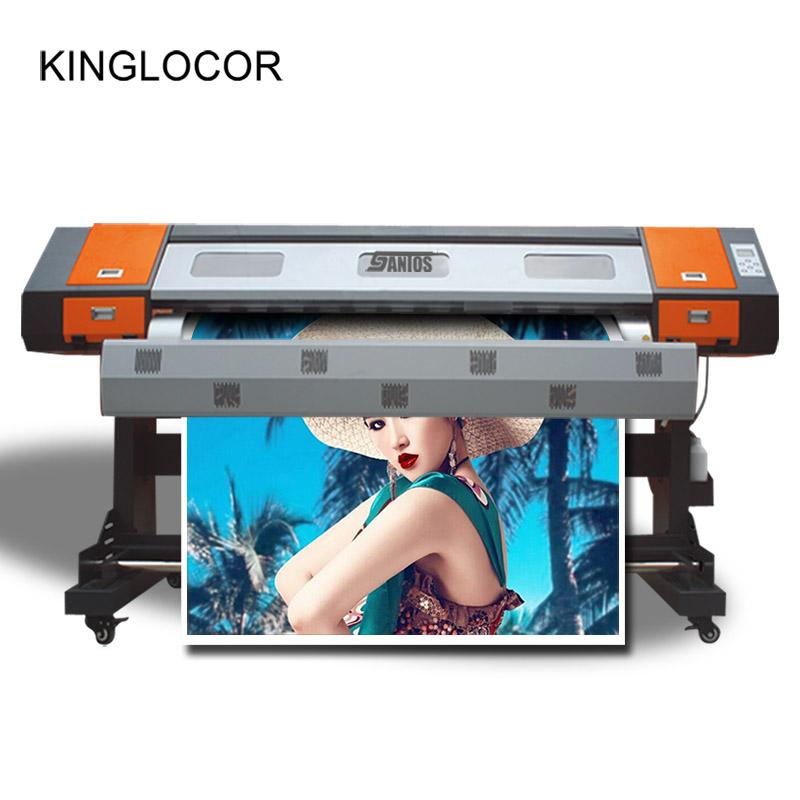 photograph relating to Printable Vinyl Laser Printer called 5 Toes 1.6m 62 Inch Indoor Out of doors Inkjet Printer XP600 PVC Vinyl Graphics Printing Device
