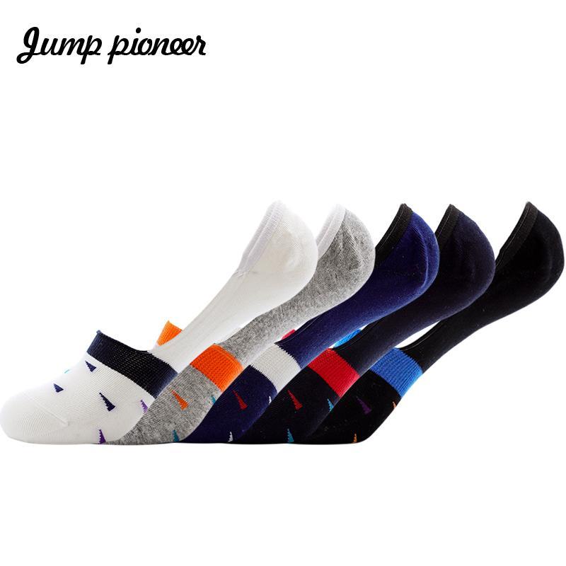 Großhandel Springen Pioneer Männer Socken 5 Paare / Los Mode Lässig ...