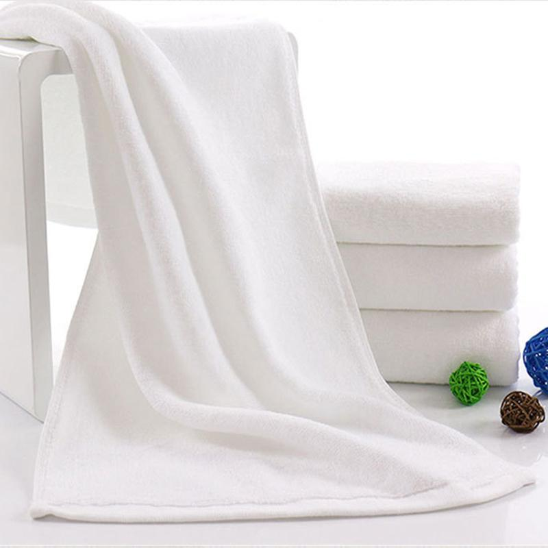 New Style 70 140cm Solid Color Bathroom Towel High Quality Cotton