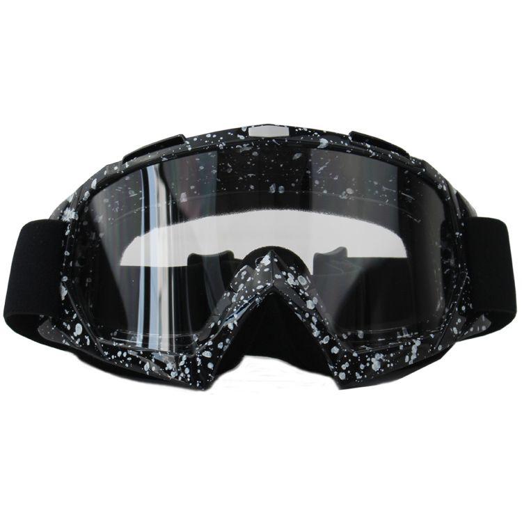 5ab2cc469cd 2019 OSHOW Ski Goggles Women Snow Sunglasses Helmet Accessories Women For  Snowboard Single Lens Glasses Transparent Universal From Charlia