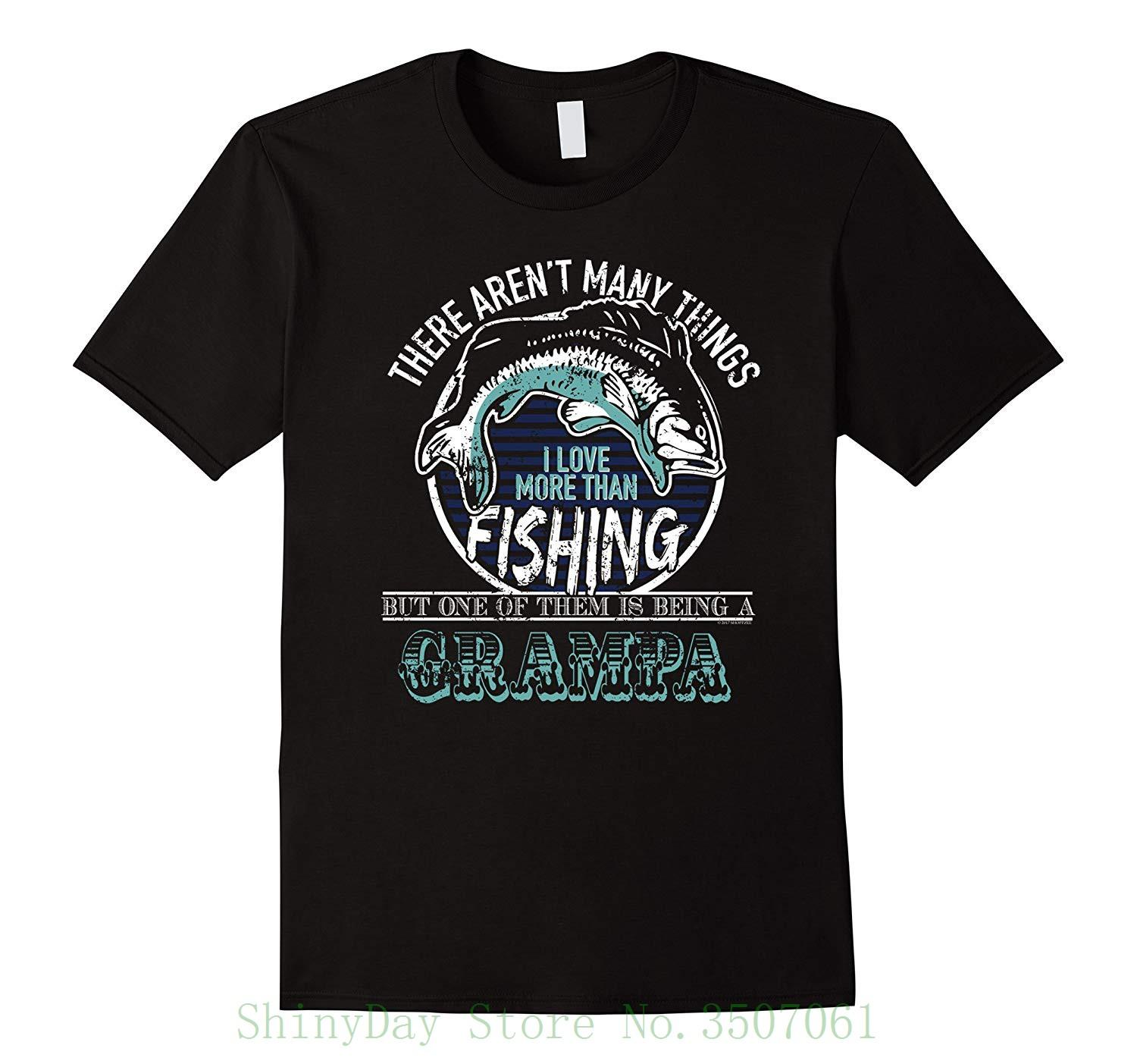 2dc2d1bf02 Men'S Fisher And Being Grampa Funny Bass Fishing T Shirt Short Sleeve O  Neck Cotton Tshirt All T Shirt Order Tee Shirts From Shinydaystore, $24.2|  DHgate.