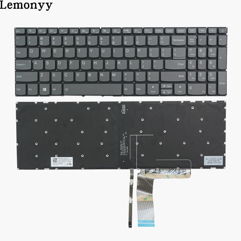 NEW US Keyboard for Lenovo IdeaPad 320-15 320-15ABR 320-15AST 320-15IAP  320S-15ISK US laptop keyboard with backlight
