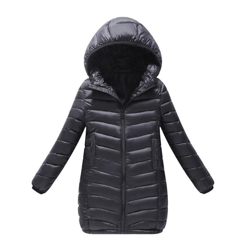 098660c89 Children Winter Hoodies Coat For Girls New Design 2018 Fashion ...