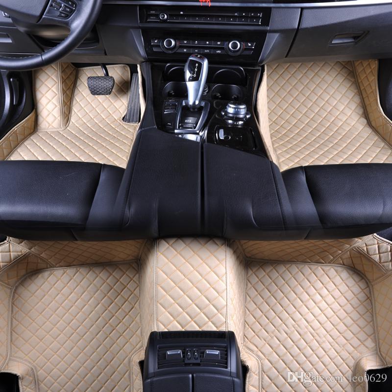 2019 Wholesale Custom Car Floor Mats For Cadillac Ats Cts Srx Xt5