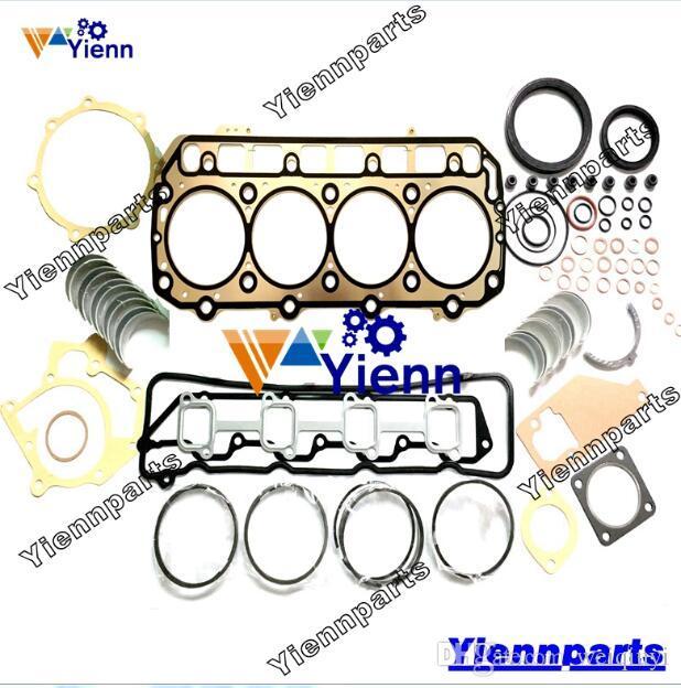con rod bearing set For Yanmar vio25 EXCAVATOR 3TNV76 MAIN CRANKSHAFT BEARING