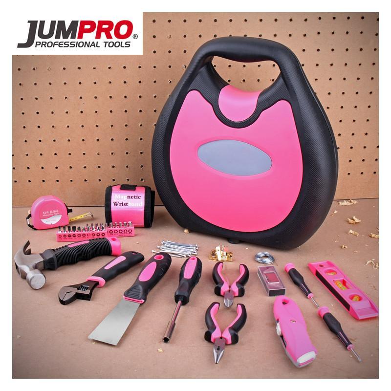 Grosshandel Muttertagsgeschenk 77 Stuck Damen Werkzeuge Rosa Werkzeug
