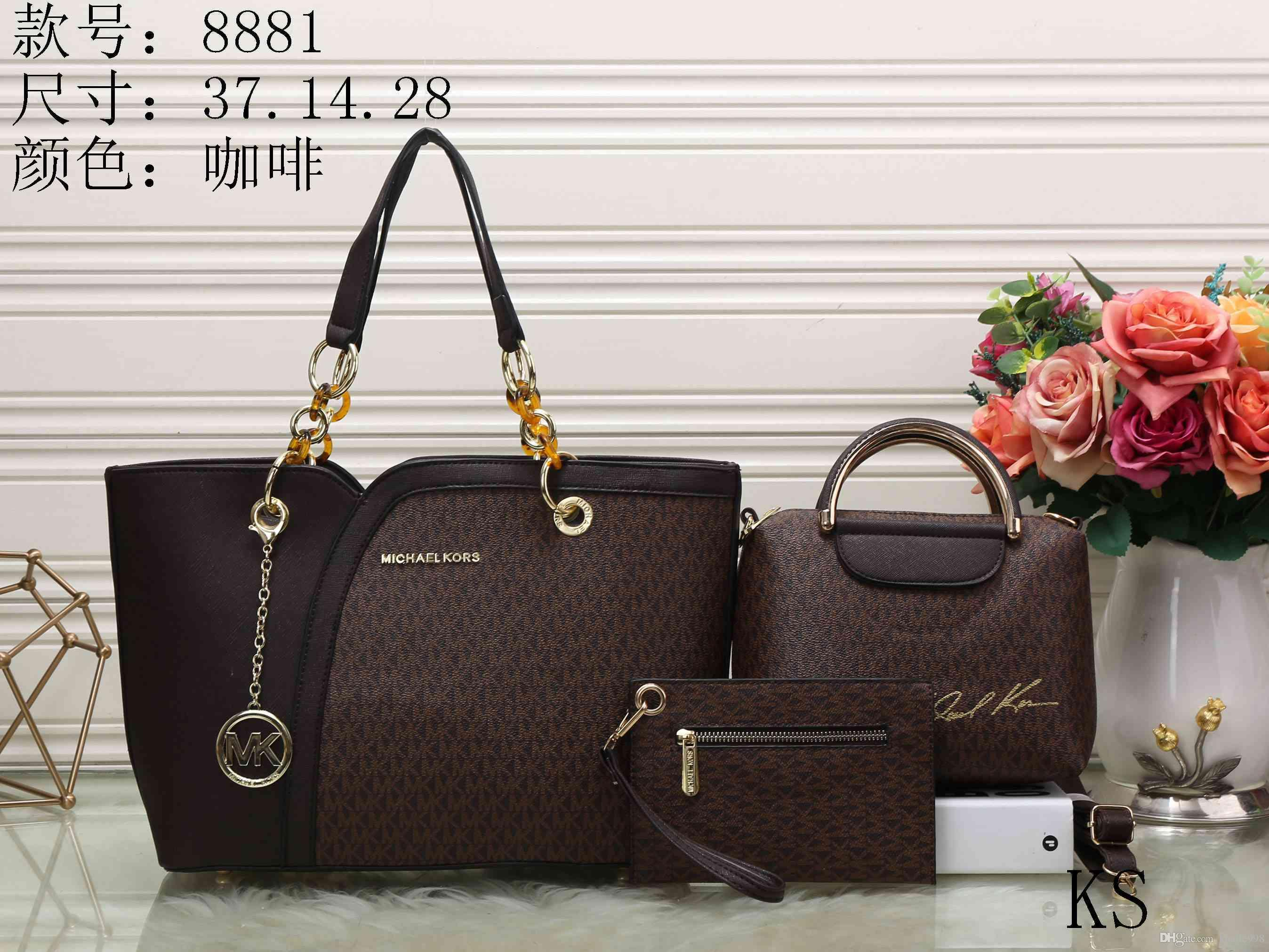 6fb1406cddc The Most Popular Women'S Bags Ladies Handbags Designer Bags Women Tote Bag  Luxury Brands Bags Single Shoulder Bag Backpack Wallet Tags E068 Leather ...