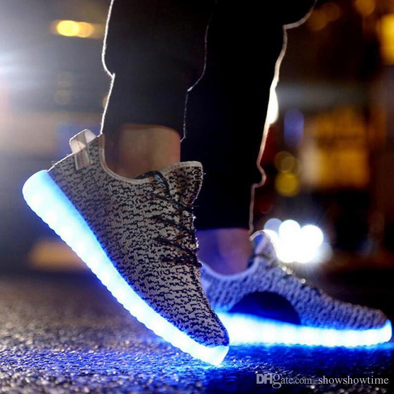 scarpe nike bambini con luci