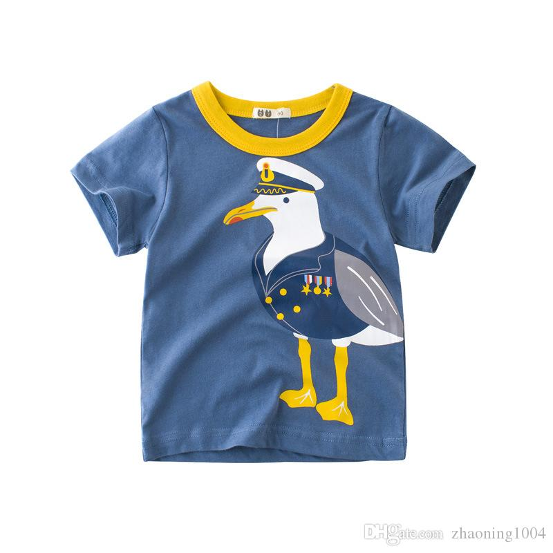 Designer Fashion Kids Clothing Children T shirt Baby Boy Girl Clothes For Summer Infant Clothing Toddler Big Boy Girl Sports Clothes