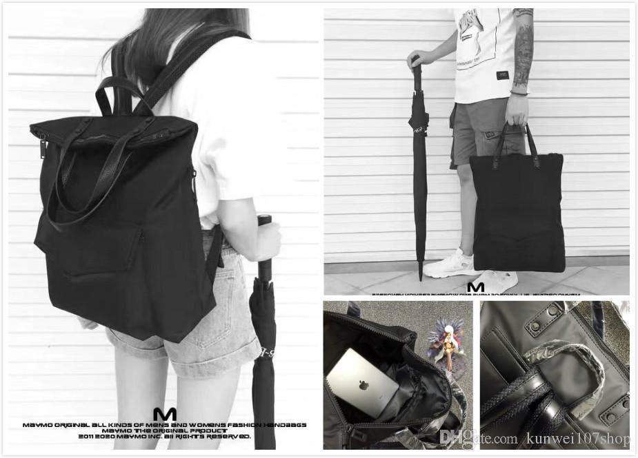 334c833f80 Acheter NOUVEAU Luxe Sac À Dos Marque Designer Femmes Hommes Double Usage  Portable Retour 48 * 32 Taille Voyage Sac À Dos Étudiant Sacs D'école  Adolescents ...