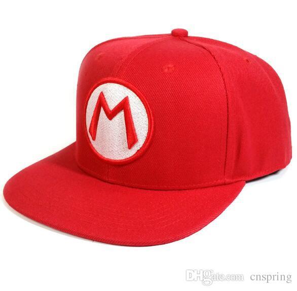 an Game Mario Mix Boy Girl Fashion Sun Hat Cloth Cap Casual Cosplay  Baseball Cap Gifts T4 Cloth Cap Baseball Cap Game Mario Online with   7.29 Piece on ... 9909e586ac0