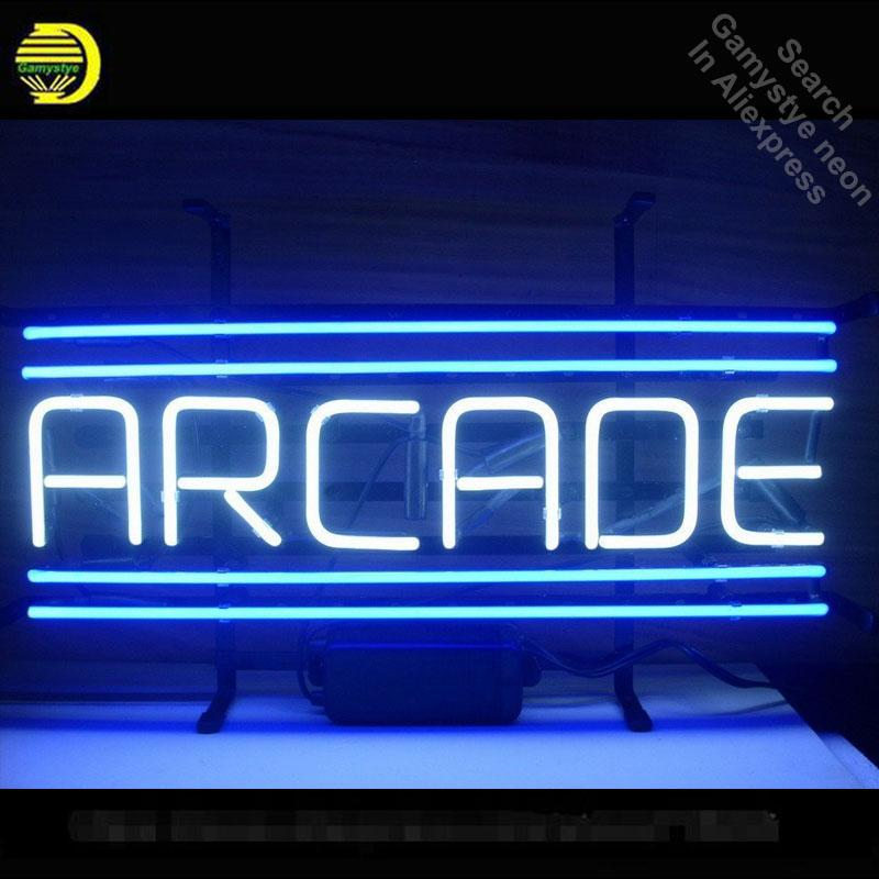 Personalized Neon Signs Interesting 60 Neon Sign For Arcade Custom Neon Bulbs Sign Handcraft Real