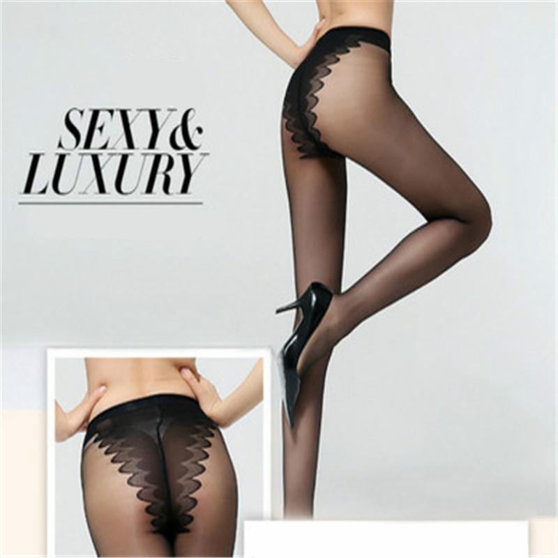 Acheter Huile Sexy Pour Femmes Bas Brillants Collant Femme Tuyau De Bas En  Soie Transparent Collants Jambières Papillon Bikini Sexy Entrejambe De   35.29 Du ... 184f9a9e7ac