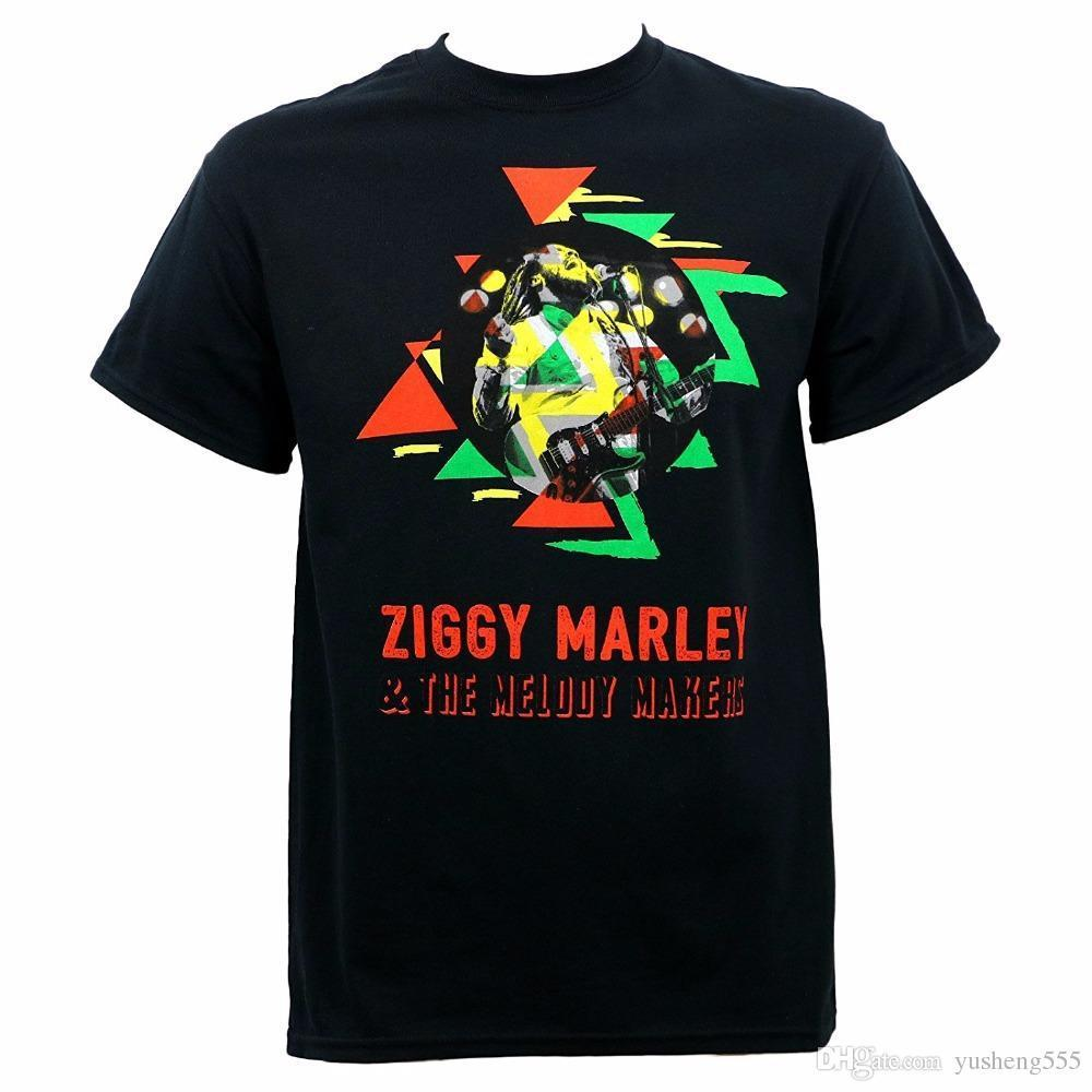 93a665f7a Design Your Own T Shirt Online Christmas O Neck Short Sleeve Mens Ziggy  Marley The Melody Makers Men'S T Shirt Shirt Cool Shirts Designs Pt Shirts  From ...